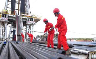 中石油的青睐,博安的荣耀